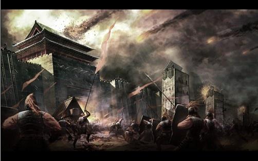 在最近上映的好莱坞大片《诸神之战》中,神王宙斯之子落入人间
